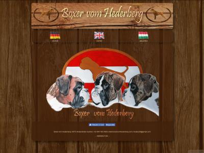 Boxer vom Hederberg