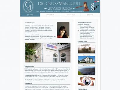 Dr. Groszman Judit Ügyvédi Iroda