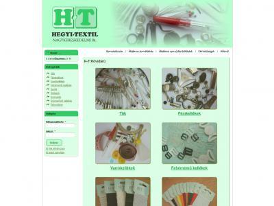 Hegyi-Textil